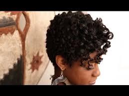 flexi rod stretch long 4b c hair natural hair care