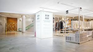 design house stockholm flagship store at nk stockholm u003c store
