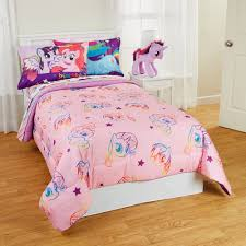 my little pony twin full bedding comforter walmart com
