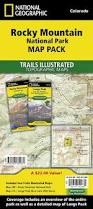 Estes Park Colorado Map Trails Maps Of Rocky Mountain National Park Colorado 200 301