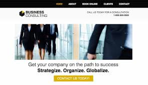 templates for business consultants consulting coaching website templates business wix 2