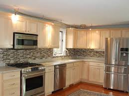 Refinished Kitchen Cabinets Kitchen Refacing Kitchen Cabinets And 49 Furniture Refacing