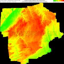 Arizona Elevation Map by Free Luzerne County Pennsylvania Topo Maps U0026 Elevations