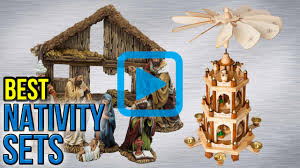 Home Interiors Nativity Set Top 10 Nativity Sets Of 2017 Video Review