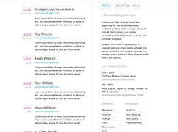 resume free online resume templates unforeseen online resume