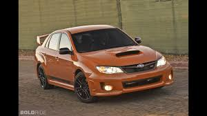 subaru impreza black subaru wrx sti orange and black
