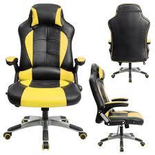 Gaming Chair Ebay Gaming Chair High Back Computer Chair Ergonomic Design Racing