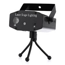 Laser Stage Lighting Outdoor by Lightme R U0026g Holiday Laser Dj Disco Projector Ac 100 240v 9w Mini