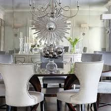 Modern Mirrors For Dining Room dining room mirrored wall panels design ideas