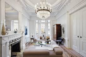 PhenomenalBrownstoneFurnituredecoratingideasforLivingRoom - Brownstone interior design ideas