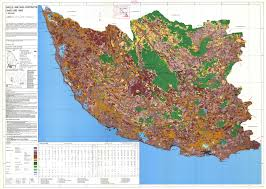 Map Of Sri Lanka The Soil Maps Of Asia Display Maps