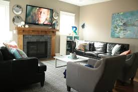 Furniture Ideas For Small Living Rooms Superb Mounted Small Living Room Layout Cabinetry Includes Inside