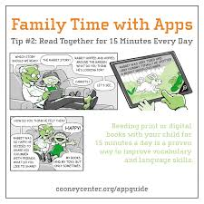 joan ganz cooney center 5 tips for using family time with apps