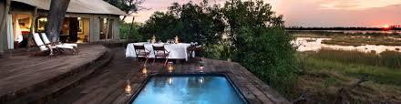 Backyard Safari Company - botswana the luxury safari company