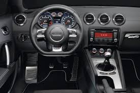 Audi S5 2013 Interior Modern Collectibles Revealed 2013 Audi Tt Rs Tflcar Com