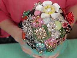 Floral Waterfall Window 1 Piece Brooch Bouquet How To Make