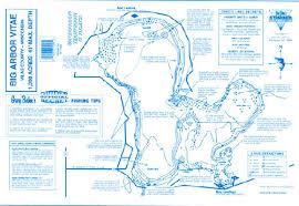 map of arbor guide secret lake map series