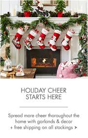 christmas decor u0026 decorations for kids u0026 babies pottery barn kids