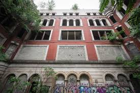 abandoned places in america abandoned buildings curbed