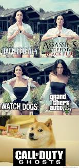Watch Dogs Meme - gaming this year call of duty dog know your meme