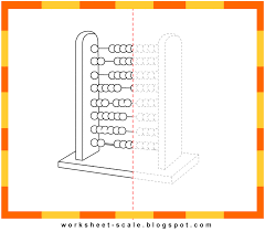 free printable drawing worksheets for kids abacus worksheets