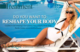 do you want to reshape your body cooltech fat freezing for