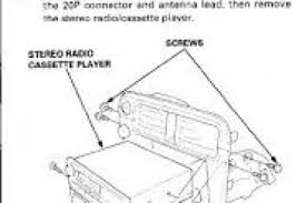 honda crv radio wiring diagram wiring diagram