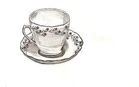 teacup pigma micron pen 05 in sketchbook an artist u0027s easel