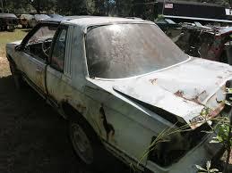 mustang salvage yard bangshift com a jacksonville florida mustang only junkyard is
