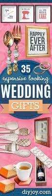 37 expensive looking diy wedding gifts diy