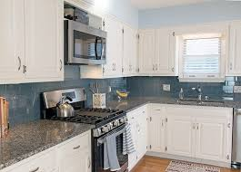 kitchen backsplash glass tiles easy kitchen upgrade with peel and stick backsplash glass