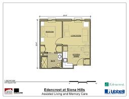 Company Floor Plan by Floor Plans Edencrest