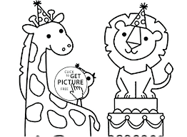 coloring pages for birthdays printables cute print color birthday cards fun for big birthday cards happy