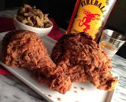 this spicy fireball fried chicken will put kfc out of business