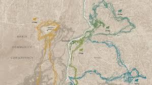 Paper Town Map Maps Npr
