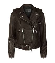 hooded motorcycle jacket designer womens leather jackets harrods com