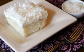 homemade coconut cake recipe scratch good cake recipes