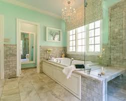 built in tub designs bathroom transitional with white molding