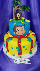 curious george birthday cake top ten curious george cake ideas birthday express