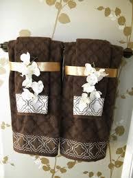 decorative towels bathroom folding decorative towels for bathroom