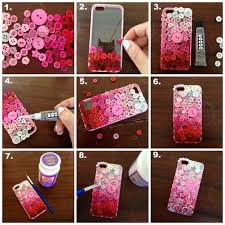 diy easy mobile phone decoration ideas step by step k4 craft