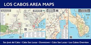 Los Angeles International Airport Map by Cabo San Lucas Maps And Los Cabos Area Maps Cabo San Lucas