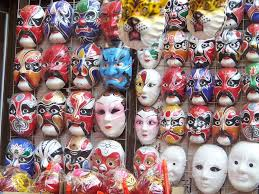 wall masks wall of masks by katsuryi on deviantart