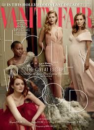 Vanity Johnson Emma Stone Dakota Johnson Natalie Portman For Vanity Fair U0027s 2017
