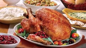 thanksgiving lunch menu thanksgiving restaurant menu ideas youtube