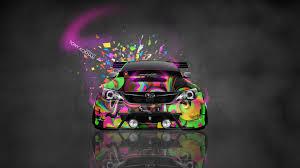 subaru tuner car subaru impreza wrx sti jdm tuning front domo kun toy car 2016