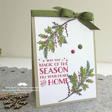 183 best holly and mistletoe cards images on pinterest christmas