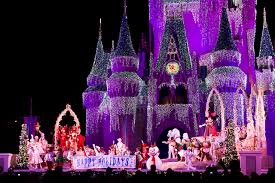 mickey u0027s merry christmas party announcement dad guide