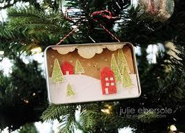 in touch diy diorama ornament
