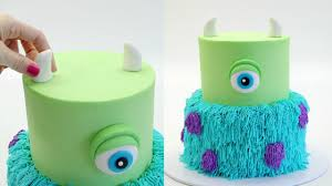 monsters inc birthday cake how to make a monsters inc cake